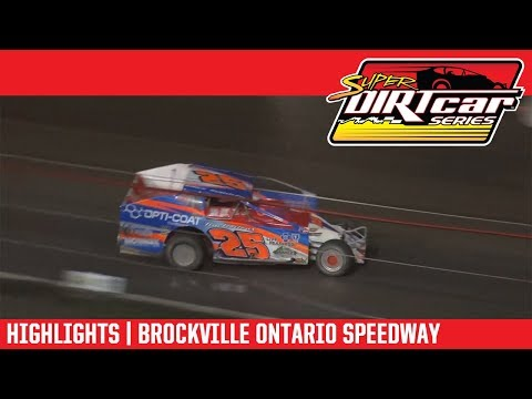 Super DIRTcar Series getting tight after trip to Canada