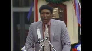 Willie McCovey 1986 Hall of Fame Induction Speech