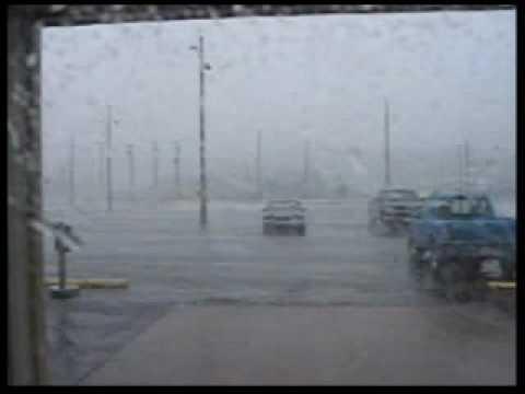 Mt. Jewett Storm - July 21, 2003