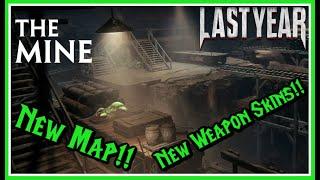 Last Year Chapter 1: Afterdark| NEW MAP/WEAPON SKINS!!| Ft. 54MVE1, Brandyn, Prof Monster, Serendide