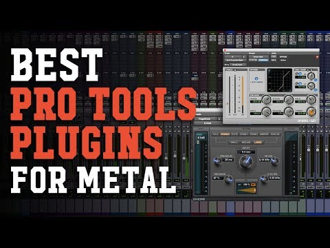 4 Secret Weapons for Mixing Metal in Pro Tools (with FREE plugins)