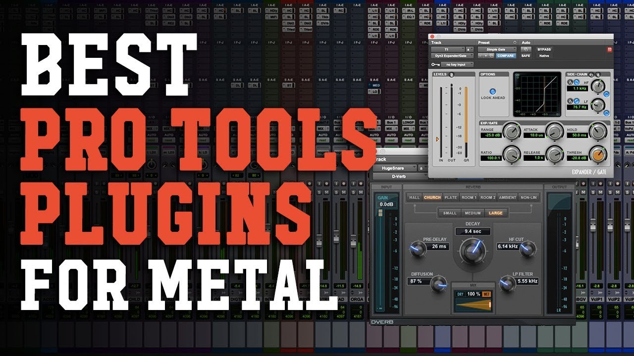 4 Secret Weapons for Mixing Metal in Pro Tools