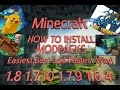 Minecraft How To Download Crazy Craft 3.0 And More! Easiest , Fastest and Best Way!