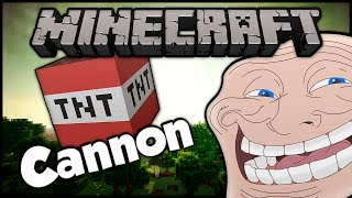Minecraft: Trolling Little Kids | #36 (TNT Cannon)