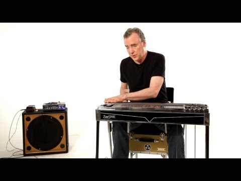 What Is a Push-Pull Pedal Steel Guitar? | Pedal Steel Guitar