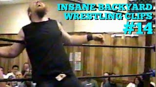 INSANE Backyard Wrestling Clips #14 | Three Guitar Shots To The Head!