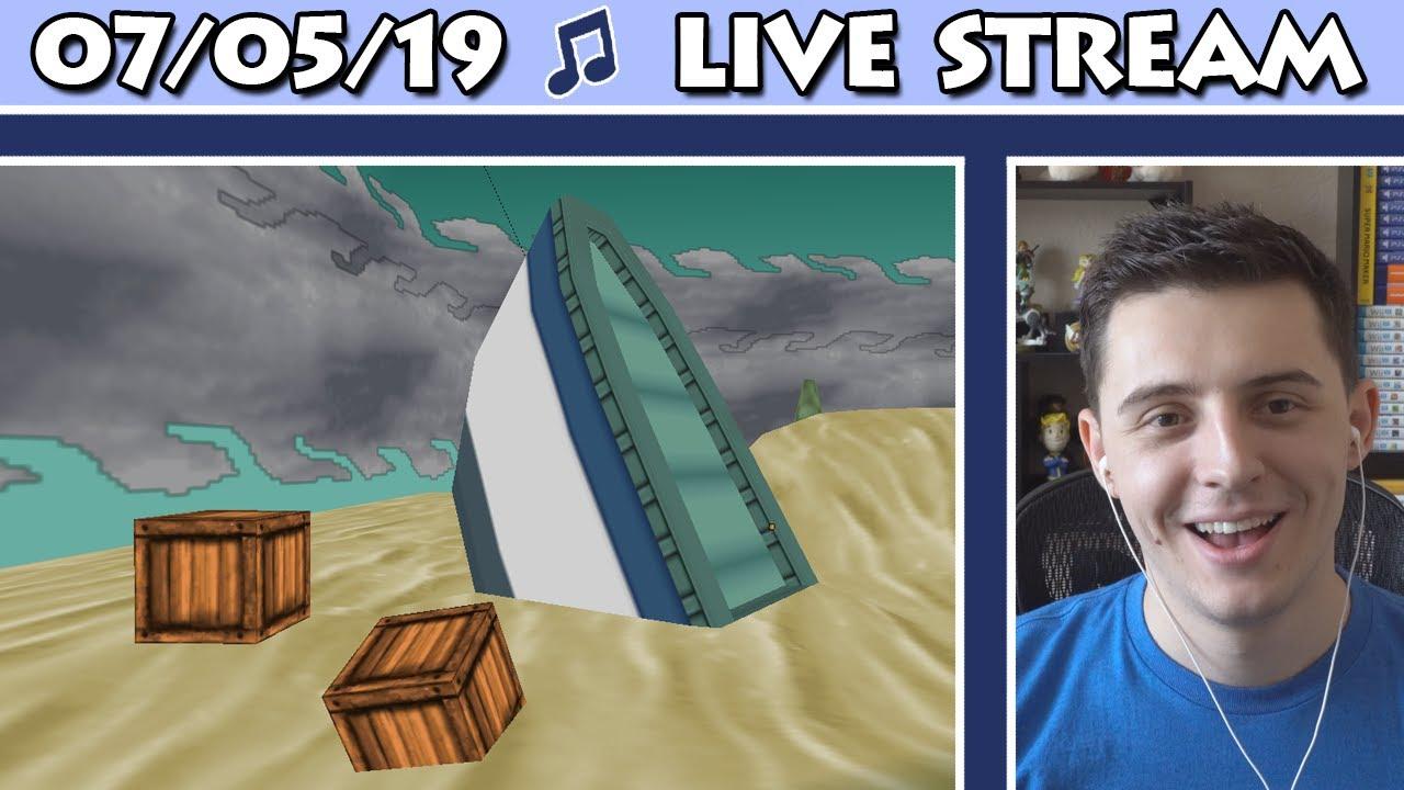 Banjo-Kazooie Returns - 07/05 Live Stream - YouTube