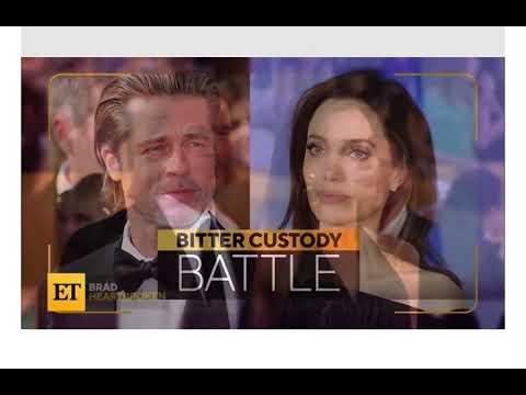 Jolie/Pitt Custody Battle