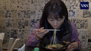Japón, o donde sorber los fideos no es siempre de mala educación