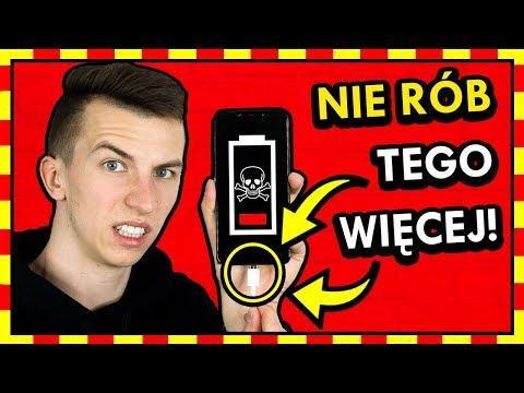 9 RZECZY, które ROBISZ ŹLE na TELEFONIE! ❌ ◉_◉