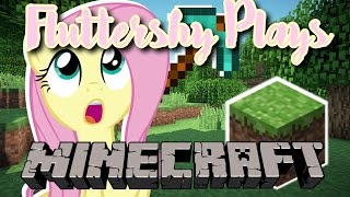 SACRIFICE THE PIGS. [Fluttershy Plays: Minecraft]