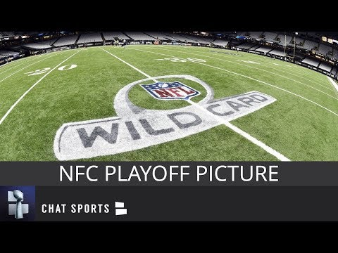 NFC Playoff Picture, Schedule, Matchups, Dates And Times For 2019 NFL Playoffs