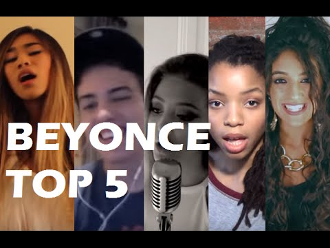 TOP 5 COVERS of BEYONCE