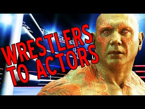 Top 10 Pro Wrestlers in Movies - Some Can Even Act Kinda!!