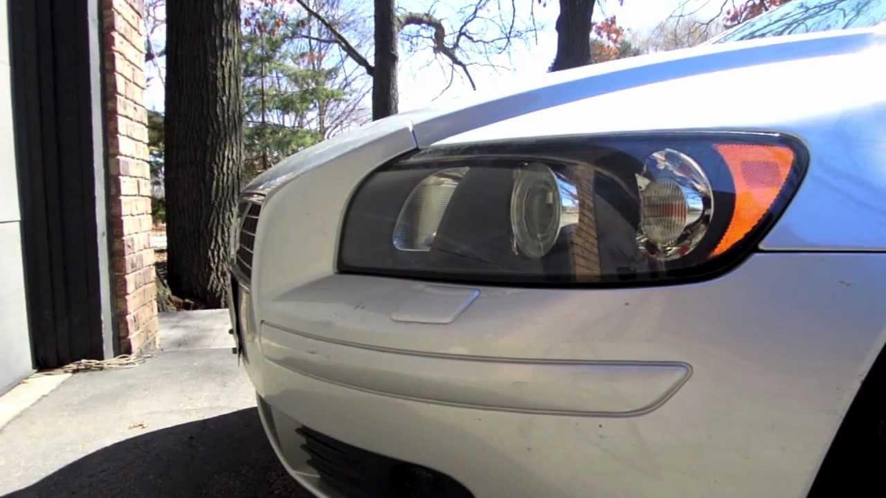 Volvo Headlight Washer Youtube