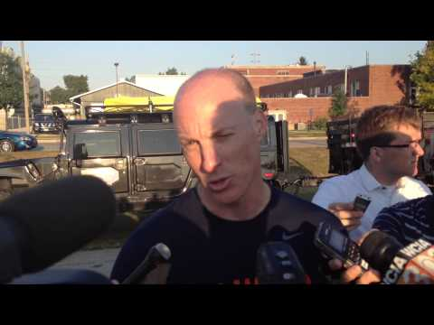 Coach Groce SEAL Team Training Interview 9/6/13