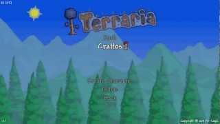 [Terraria] CrattosLP Plány