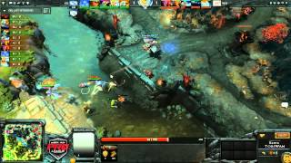 Evil Geniuses vs Wheel Game 2 - joinDOTA MLG Pro League America - @TobiWanDOTA @Blitz_Dota