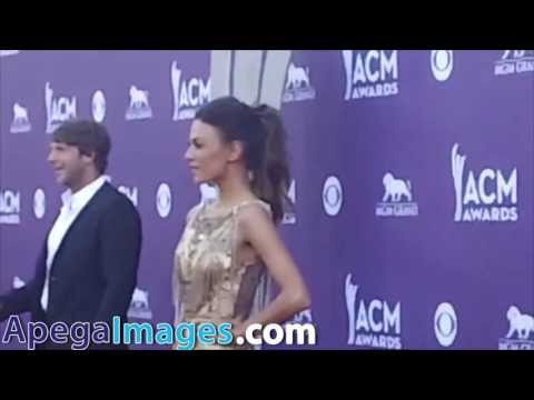 Jana Kramer Stunning look at the  48th Annual Academy of Country Music Awards