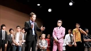 2013/11/17 じゅんいちダビッドソン in あまにゃま寄席 ◇本田圭佑選手の...