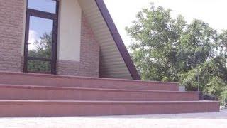 Облицовка бетонных ступенек керамогранитом Kerama Marazzi(, 2015-07-04T17:16:51.000Z)