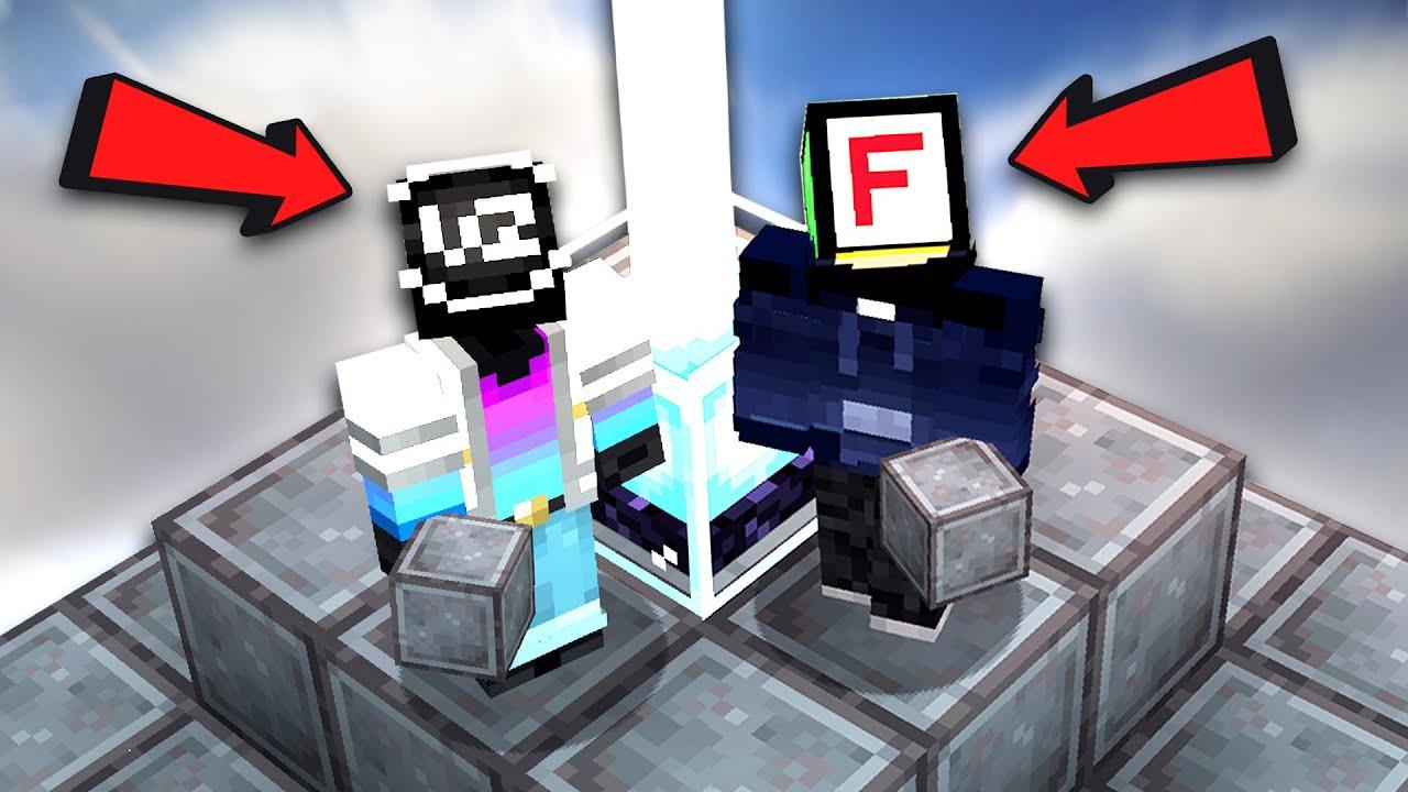 I Made a BIGGER Netherite Beacon than WadZee! (Minecraft)