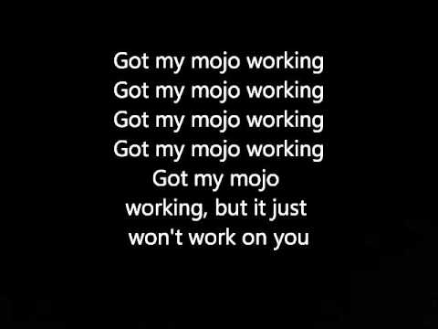 Muddy Waters - Got My Mojo Working (Lyrics)