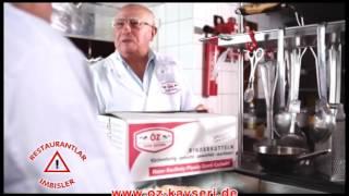 Öz Kayseri Iskembe Werbefilm