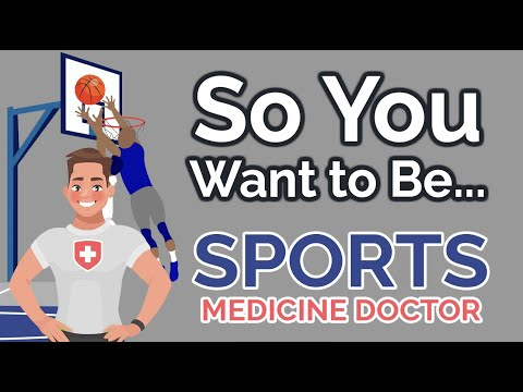 So You Want to Be a SPORTS MEDICINE DOCTOR [Ep. 15]