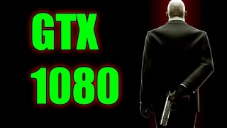 Hitman Absolution GTX 1080 | 1080p - 1440p & 4K (8x MSAA) | FRAME-RATE TEST