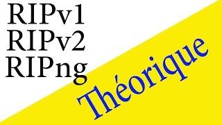 Le protocole RIP ( RIPv1,RIPv2,RIPng) -Théorique En Darija