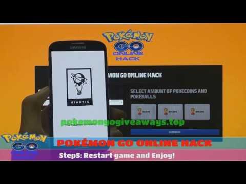 Pokemon Go Free Pokecoins - Free Pokecoins Hack - Pokemon Go Hack Unlimited Pokecoins