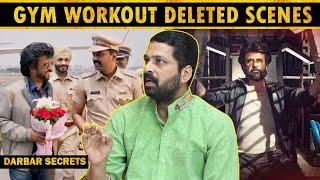 Shooting Spot Leader That Thing ..? Darbar Movie Actor Ranesh Interview | TalksOfCinema