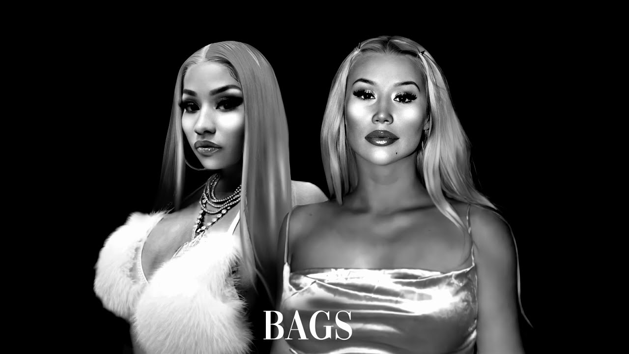 Iggy Azalea - BAGS Ft. Nicki Minaj (MASH-UP)