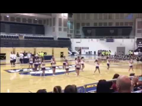 Veterans Park Cheerleading 2016