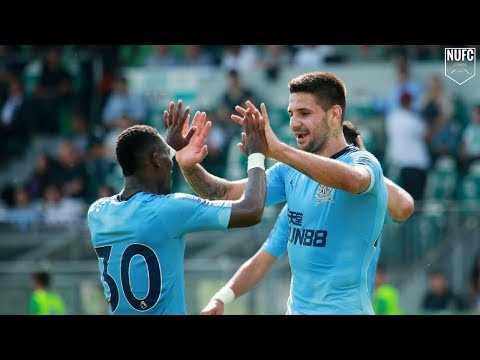Wolfsburg 1-3 Newcastle | All Goals