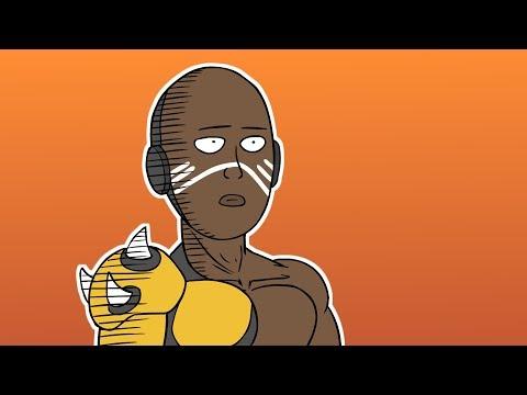 Meet Doomfist (Overwatch Animation)
