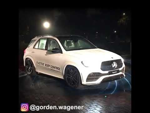 Mercedes-Benz GLE E Active Body Control