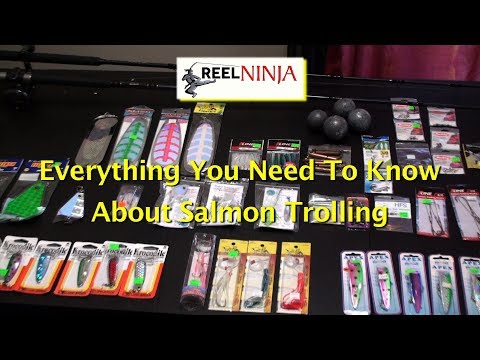 Salmon Trolling - Everything You Need To Know