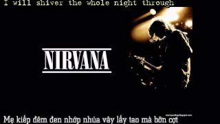 [Vietsub] Nirvana - Where did you sleep last night