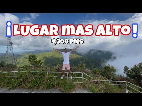 Subiendo la MONTAÑA más ALTA de Puerto Rico | ¿Cuanto tardamos?