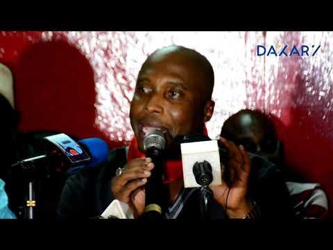 Vidéo - Barthélémy Diaz lance un ultimatum à Ousmane Tanor Dieng