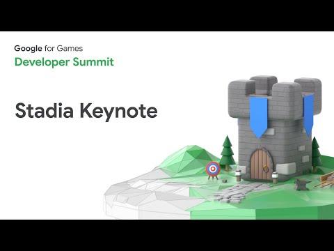 Stadia Keynote
