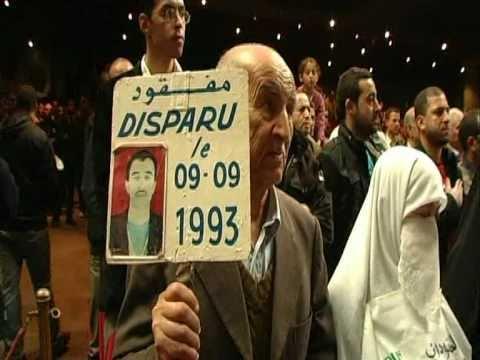 Protest in Algiers