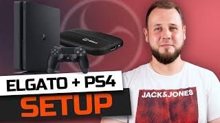 ELGATO und PS4 |  🎬OBS Studio Tutorial 🎬 | Setup + Audio | Deutsch / German