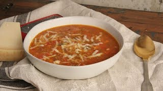 Stuffed Pepper Soup Recipe | Ep.1287