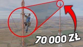 DOSTAJE 70 000 ZŁ ZA WYMIANĘ ŻARÓWKI CO PÓŁ ROKU?!