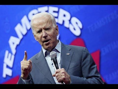 Biden Signals He'd Only Serve One Term As President