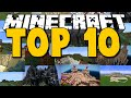 TOP 10 Minecraft Timelapses - INCREDIBLE CREATIONS - Brothers