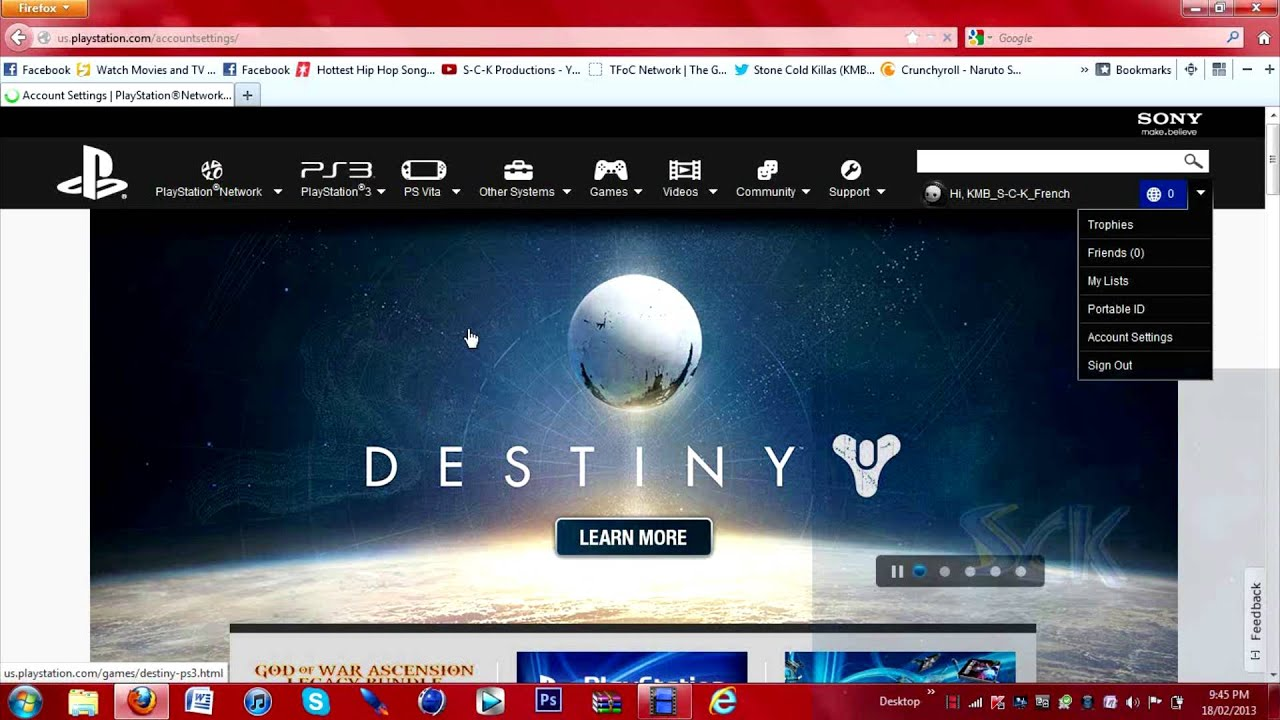 How To Reset Your PSN Account & Deactivate All Systems Off It (Fastest Way)